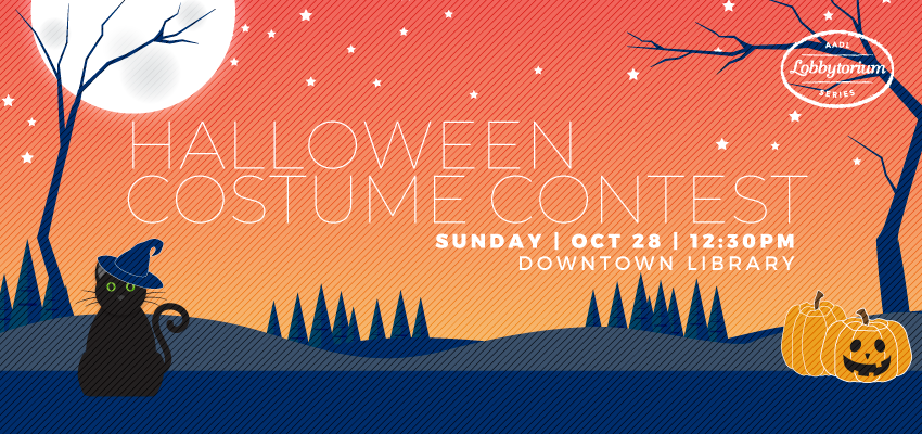 Costume Contest - Sunday Oct. 28. .