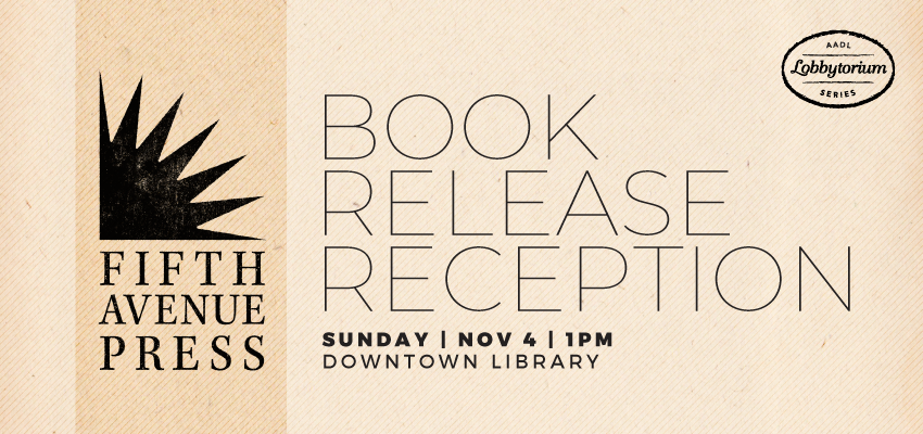 5th Ave Press Release - Sunday Nov. 4. .