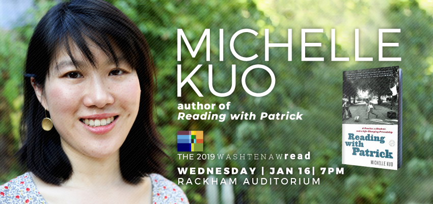 Michelle Kuo - Wednesday Jan. 16. .