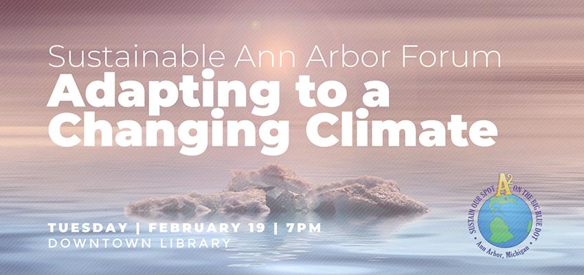 Ann Arbor Climate- Tues Feb. 19. .