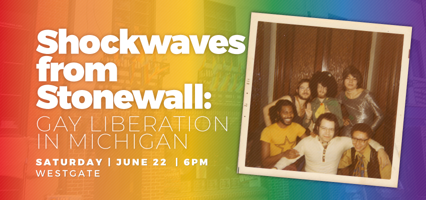 Stonewall - Saturday June 22. .