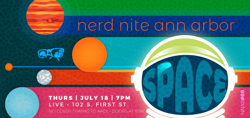 Nerd Nite - Thursday July 18,. .