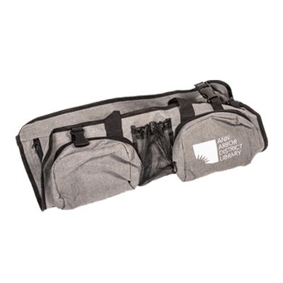 Cover image for AADL Logo Rolly Holder Bag