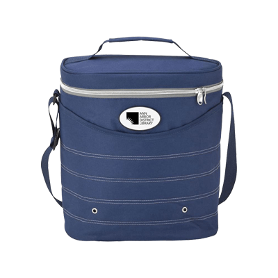 Cover image for AADL Super-Stylish Picnic Cooler