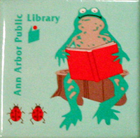 AAPL Reading Frog (early 1990s) image