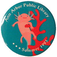 Cover image for AAPL Happy Axolotl (1993)