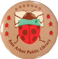 Cover image for AAPL Shirted Ladybug (early 1990s)