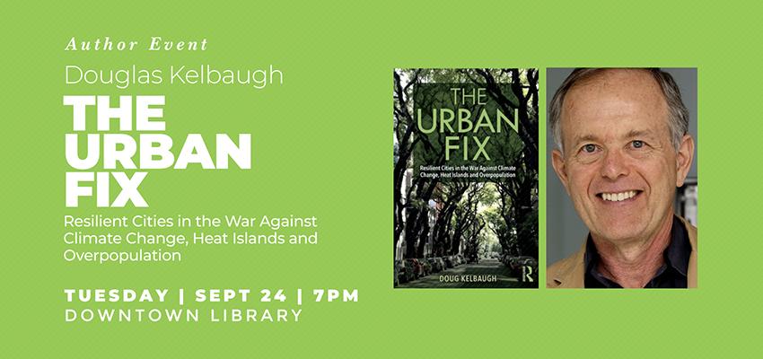 Author Event | The Urban Fix. .