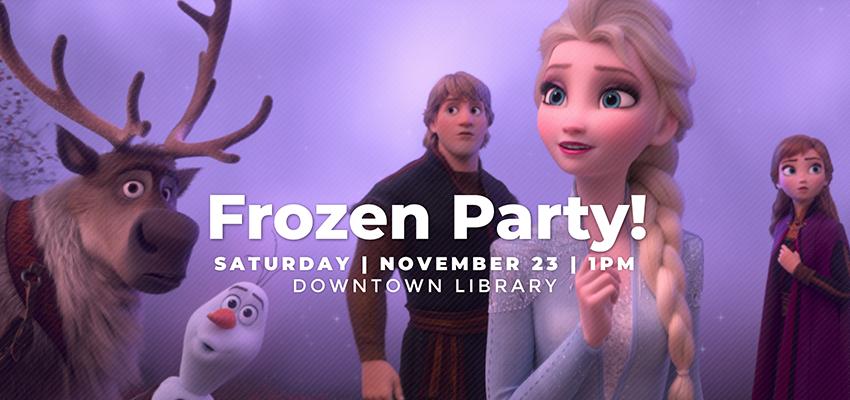 Frozen Party!. .