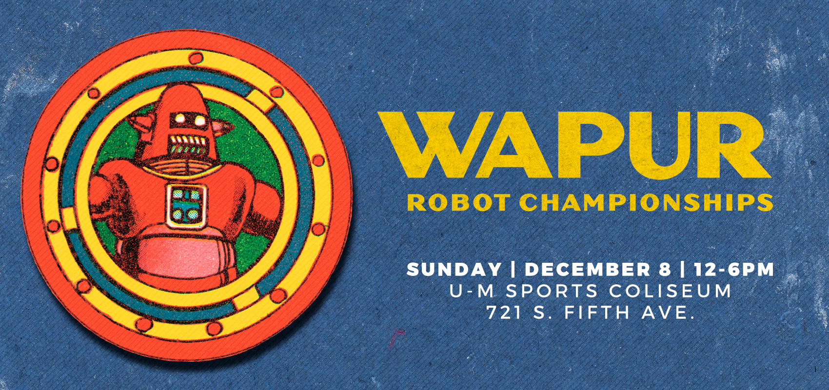 WAPUR High School Robotics Competition. .