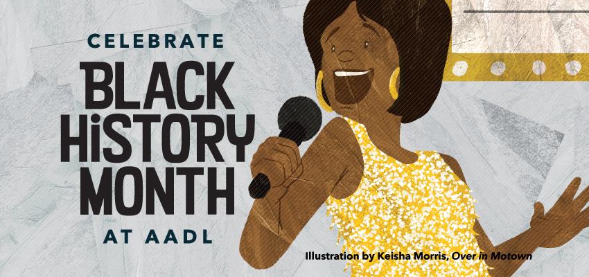 Black History Month. .