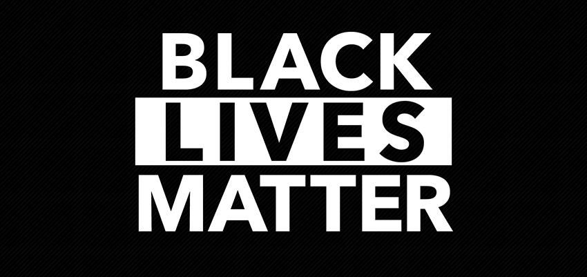 Black Lives Matter. .