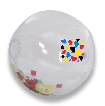 Cover image for AADL Inflatable Confettisphere