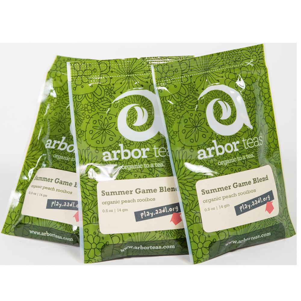Cover image for Arbor Teas Summer Game Blend