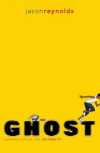 Cover image for Ghost by Jason Reynolds