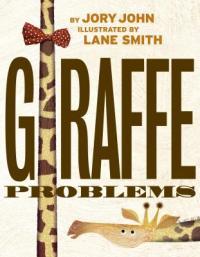 Cover image for Giraffe Problems by Jory John