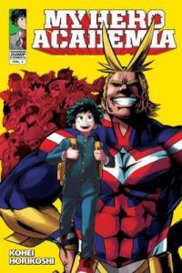 Cover image for My Hero Academia: Volume 1, Izuku Midoriya: Origin by Kohei Horikoshi
