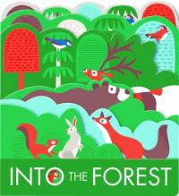 Cover image for Into the Forest by Laura Baker
