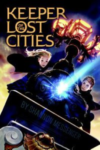 Cover image for Keeper of the Lost Cities by Shannon Messenger