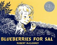 Cover image for Blueberries For Sal by Robert McCloskey