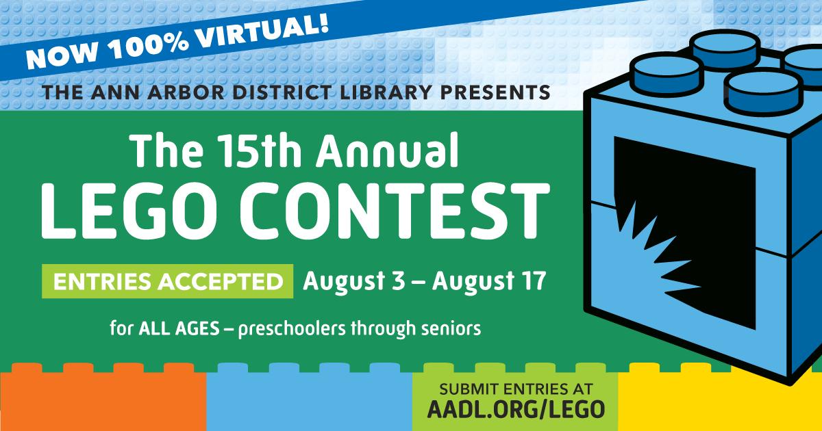 15th Annual LEGO Contest. .