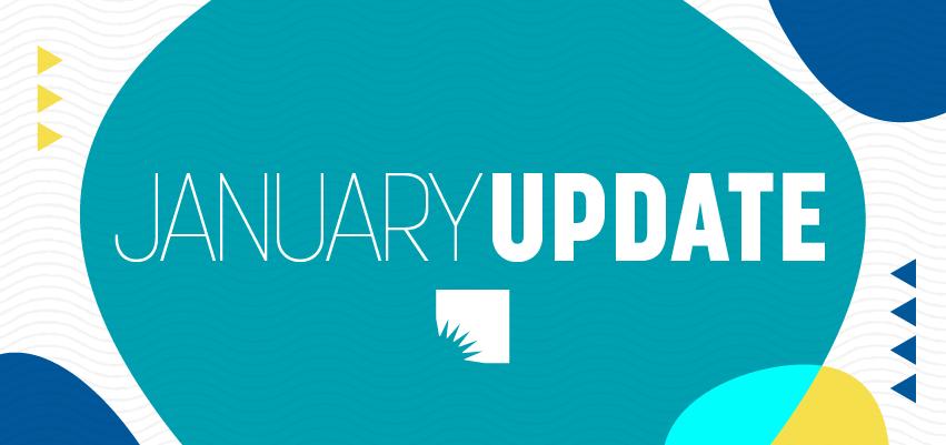 January Update. .