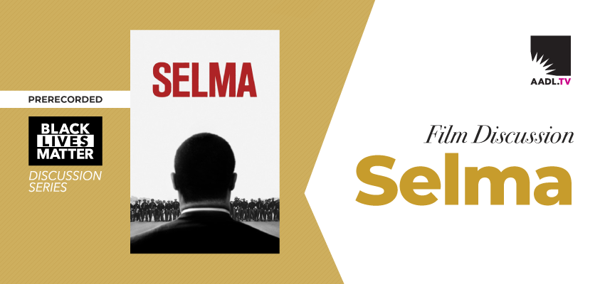 Film Discussion: Selma. on AADL.TV.