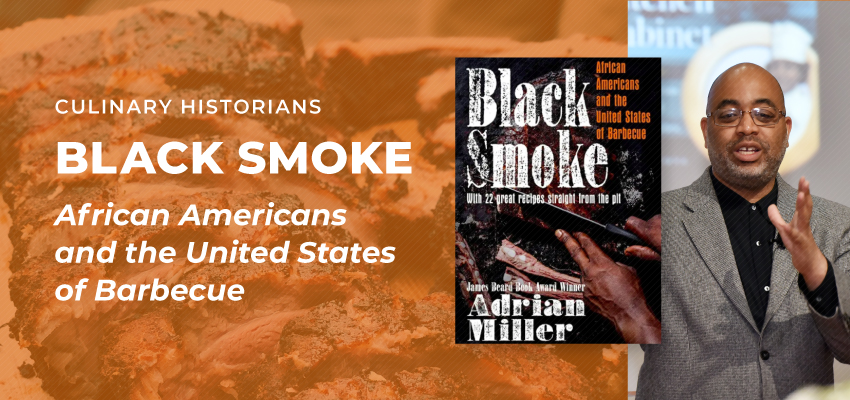 Black Smoke: African Americans and the United States of Barbecue. .
