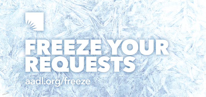 Freeze Your Requests. .