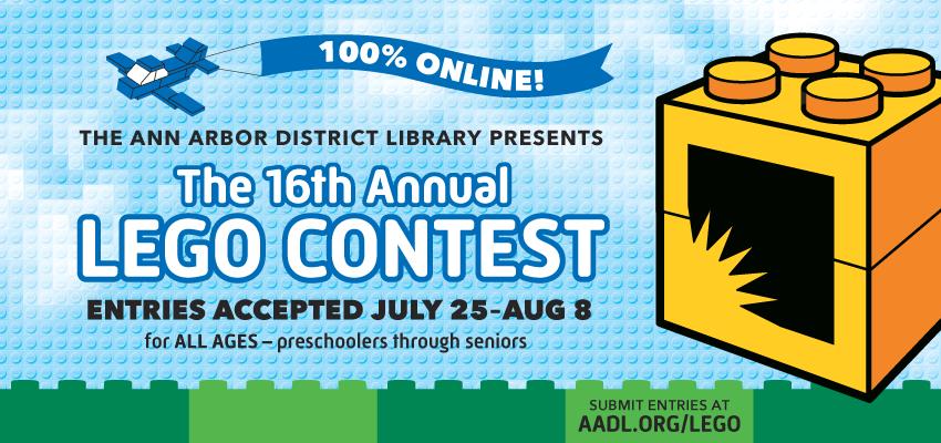 LEGO Contest. LEGO Contest.