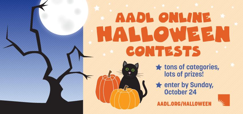 Halloween at AADL. Halloween at AADL.