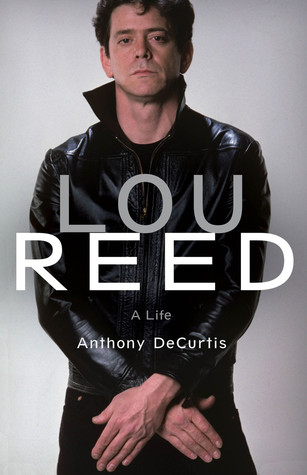 Promotional image for Martin Bandyke Under Covers for April 2018: Martin Bandyke interviews Anthony DeCurtis, author of Lou Reed: A Life podcast