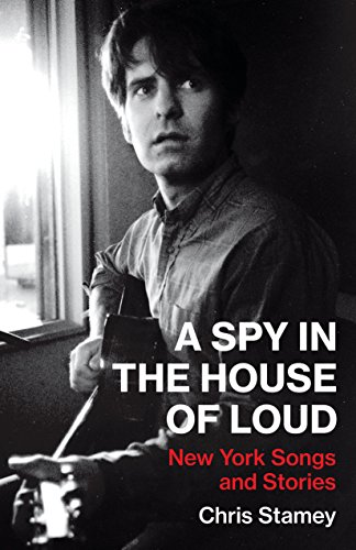 Promotional image for Martin Bandyke Under Covers for February 2019: Martin Bandyke interviews Chris Stamey, author of A Spy in the House of Loud: New York Songs and Stories.  podcast