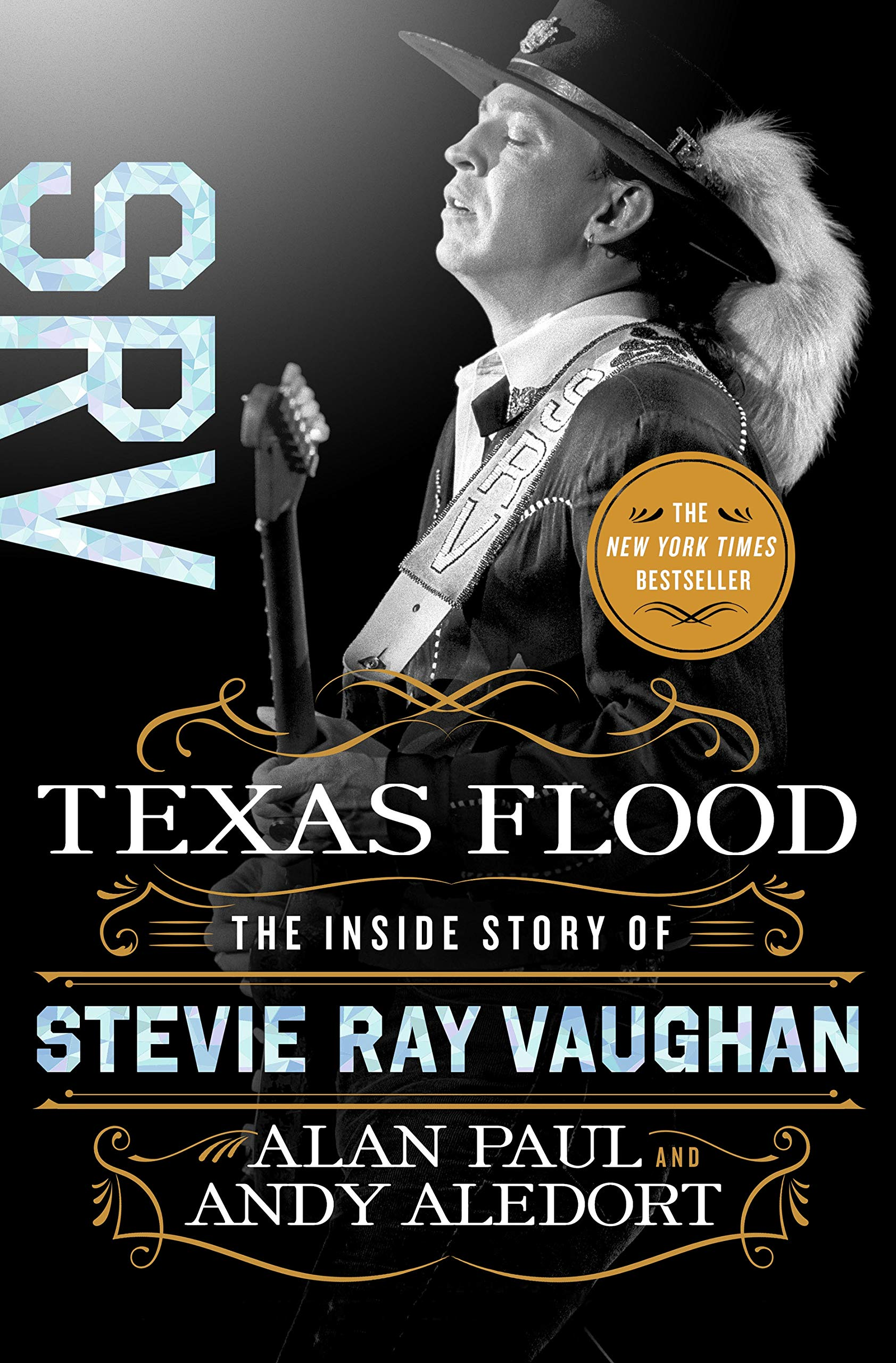 Promotional image for Martin Bandyke Under Covers for January 2020: Martin Bandyke interviews Alan Paul, co-author of Texas Flood: The Inside Story of Stevie Ray Vaughan. podcast