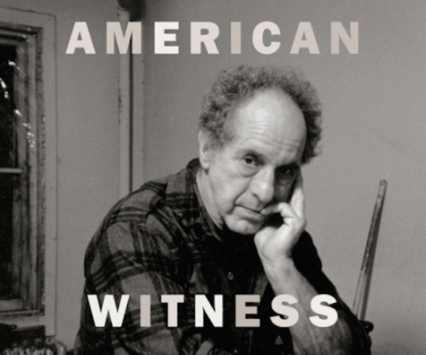Promotional image for Martin Bandyke Under Covers for May 2018: Martin Bandyke interviews RJ Smith, author of American Witness: The Art and Life of Robert Frank. podcast