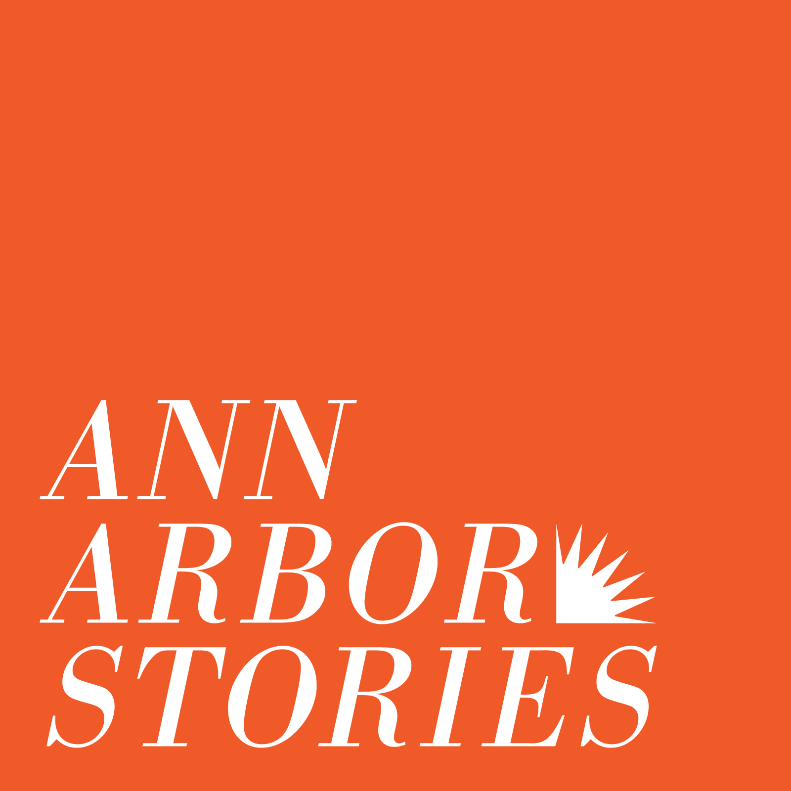 Promotional image for #46 Ann Arbor Stories: The Battle of Ann Arbor podcast