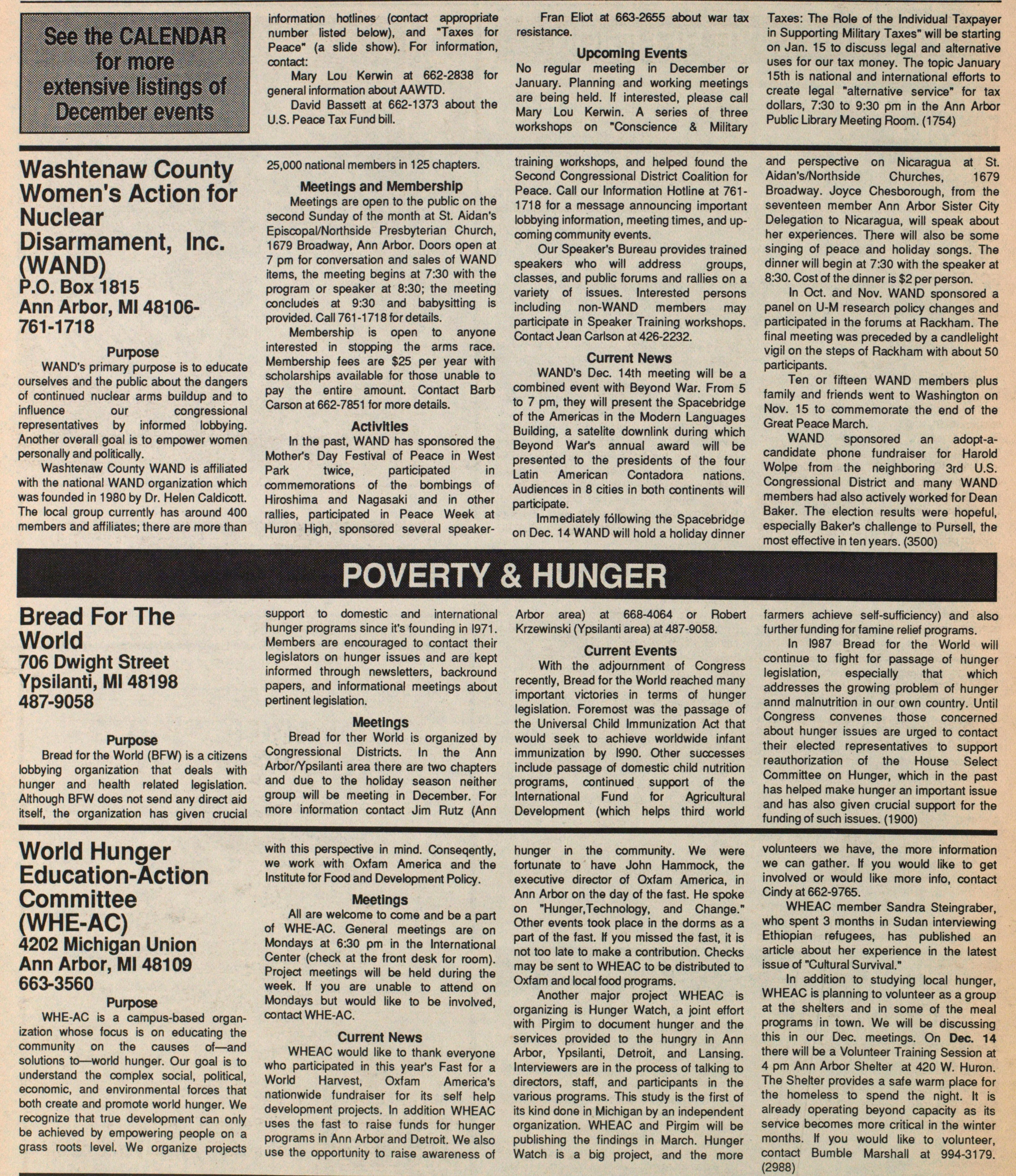 Community Resource Directory Agenda Publications image
