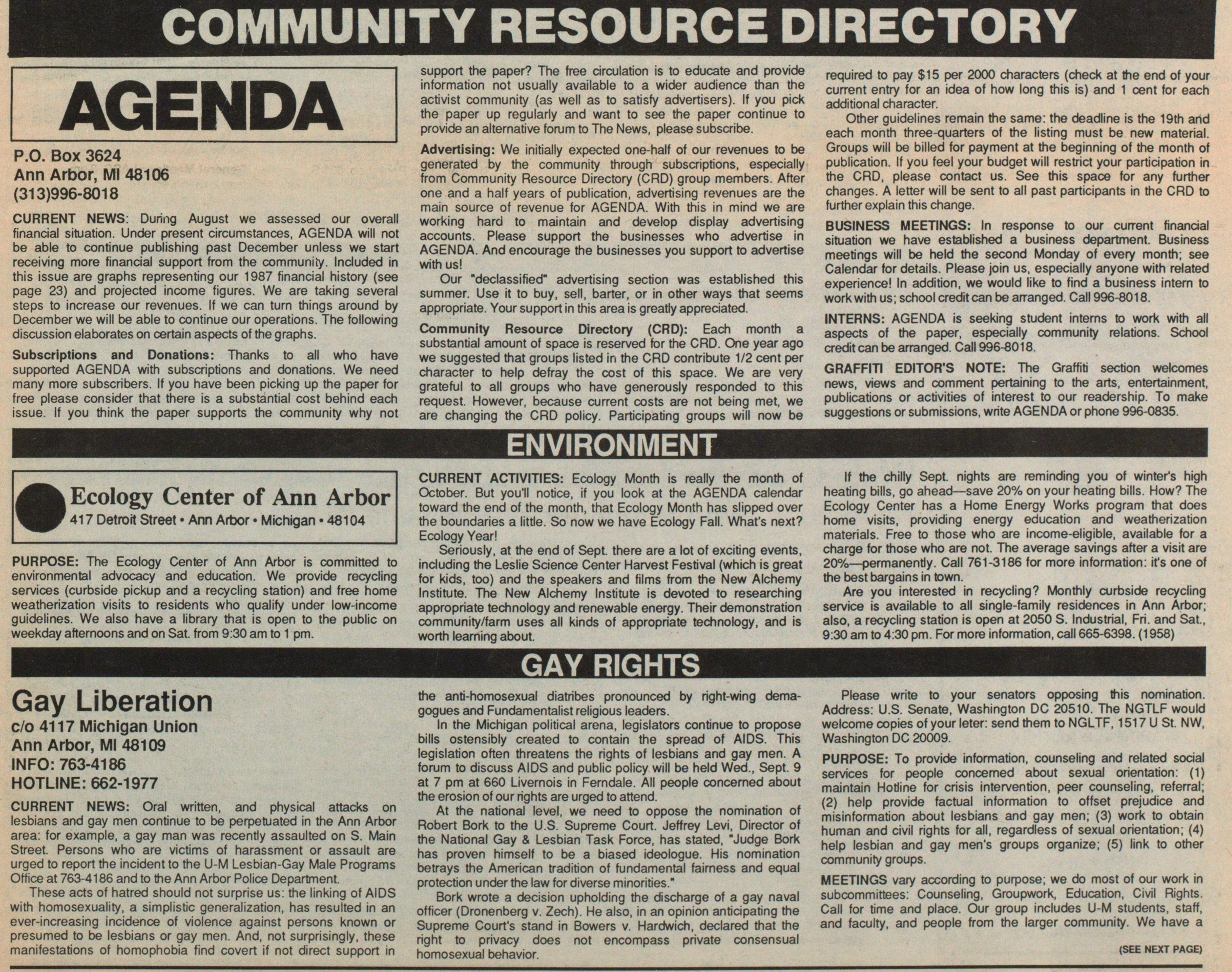 Community Resource Directory image