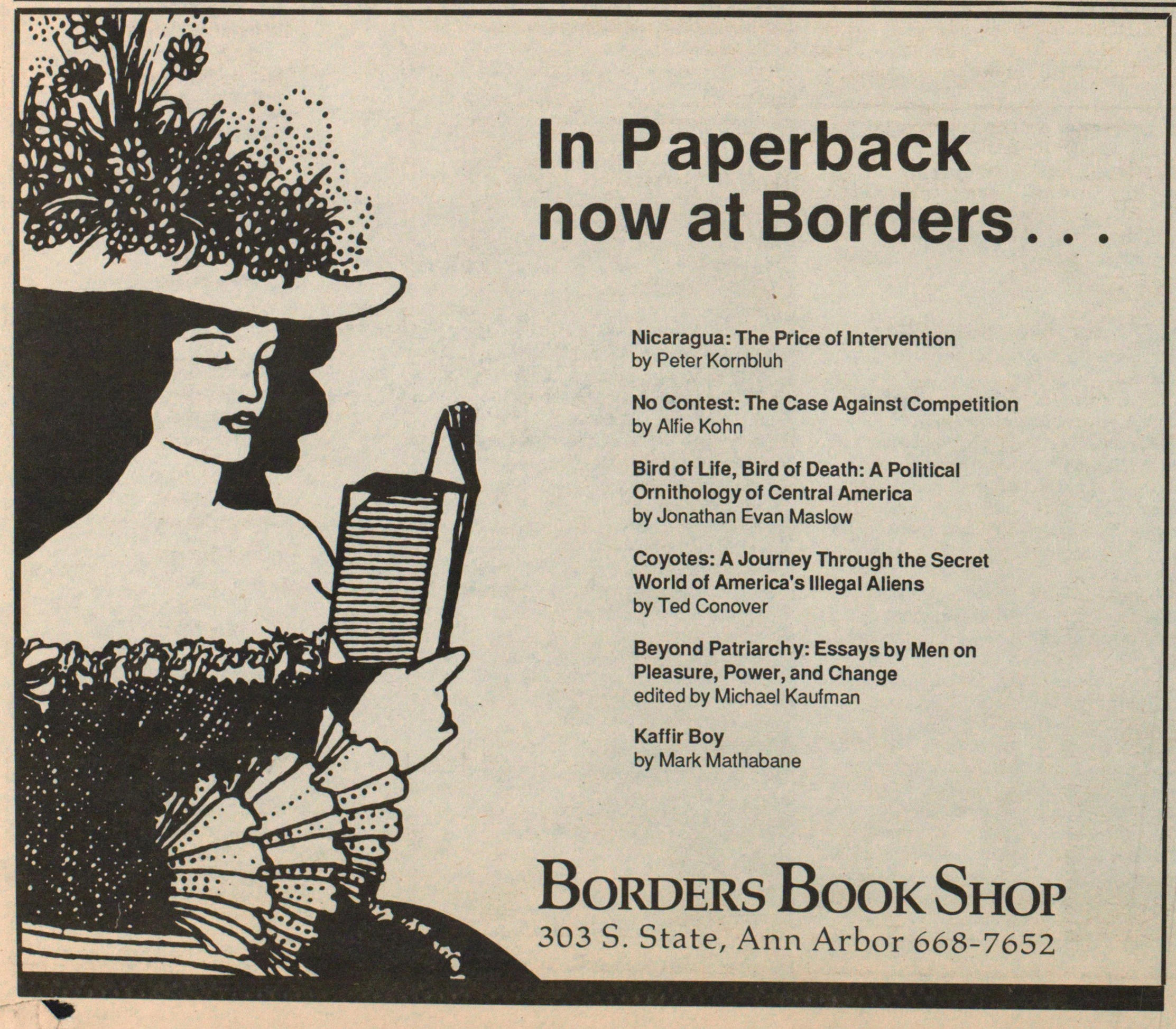 Borders Book Shop image