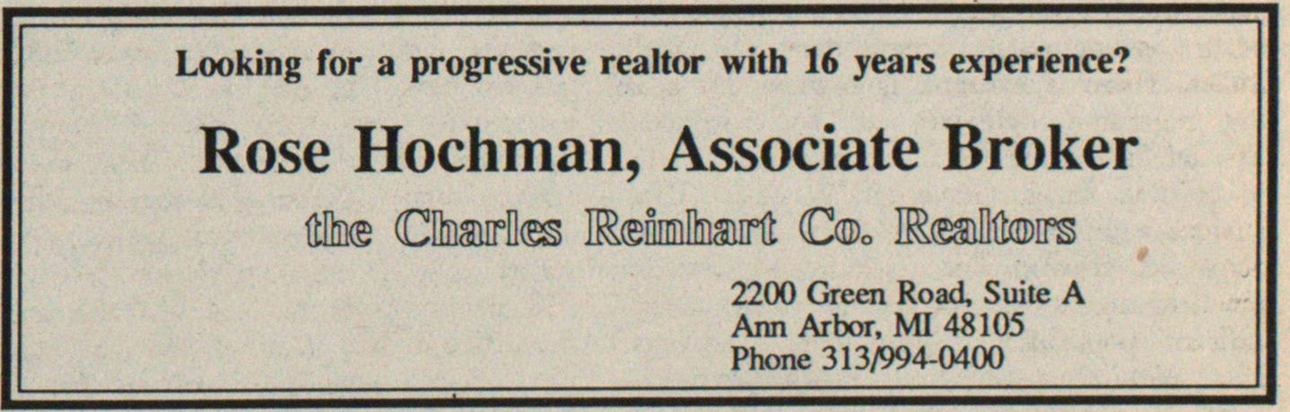 The Charles Reinhart Co. Realtors image