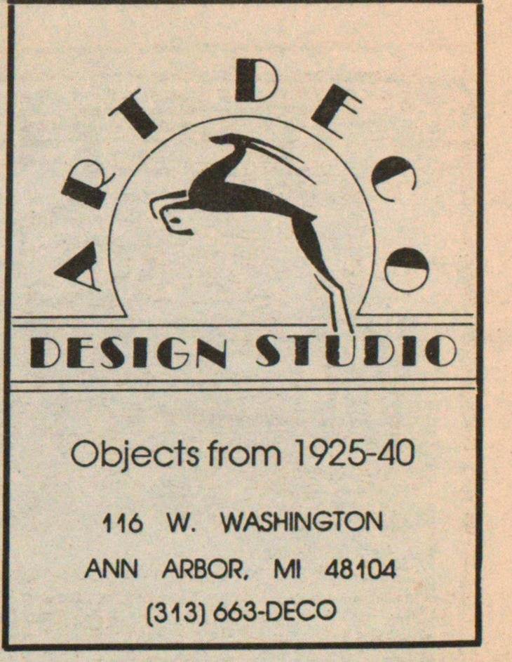 Art Deco Design Studio image