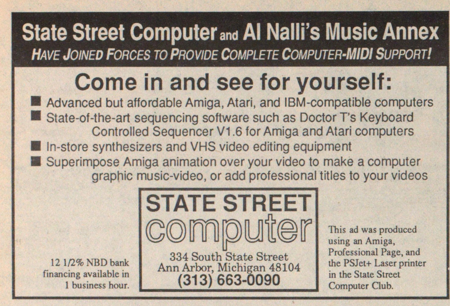 State Street Computer image