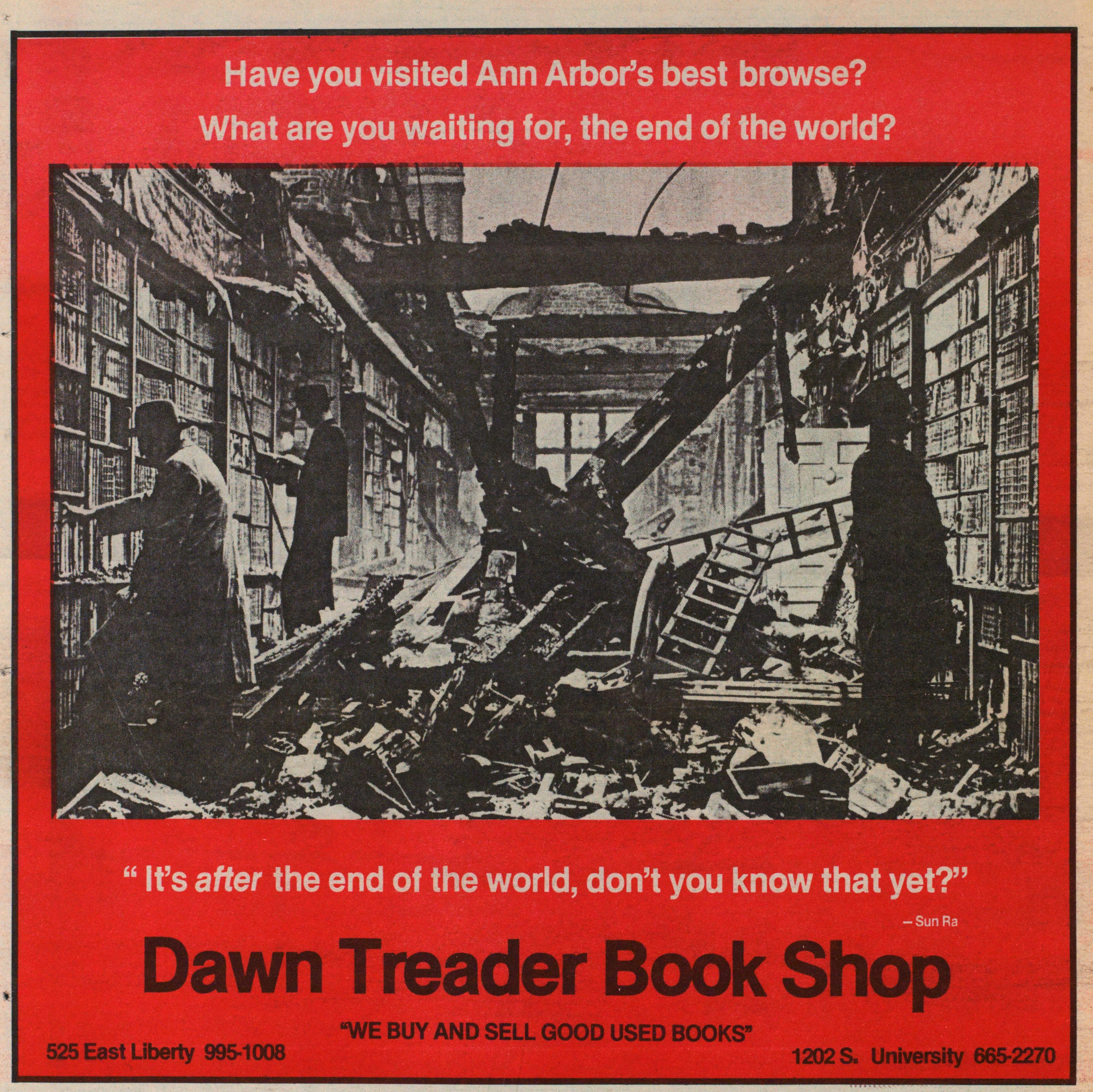 Dawn Treader Book Shop image