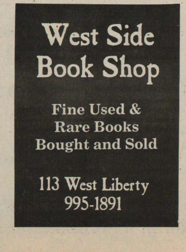 West Side Book Shop image