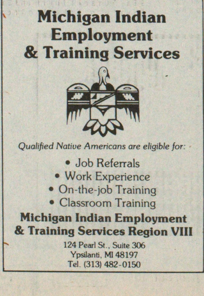 Michigan Indian Employment & Training Services image