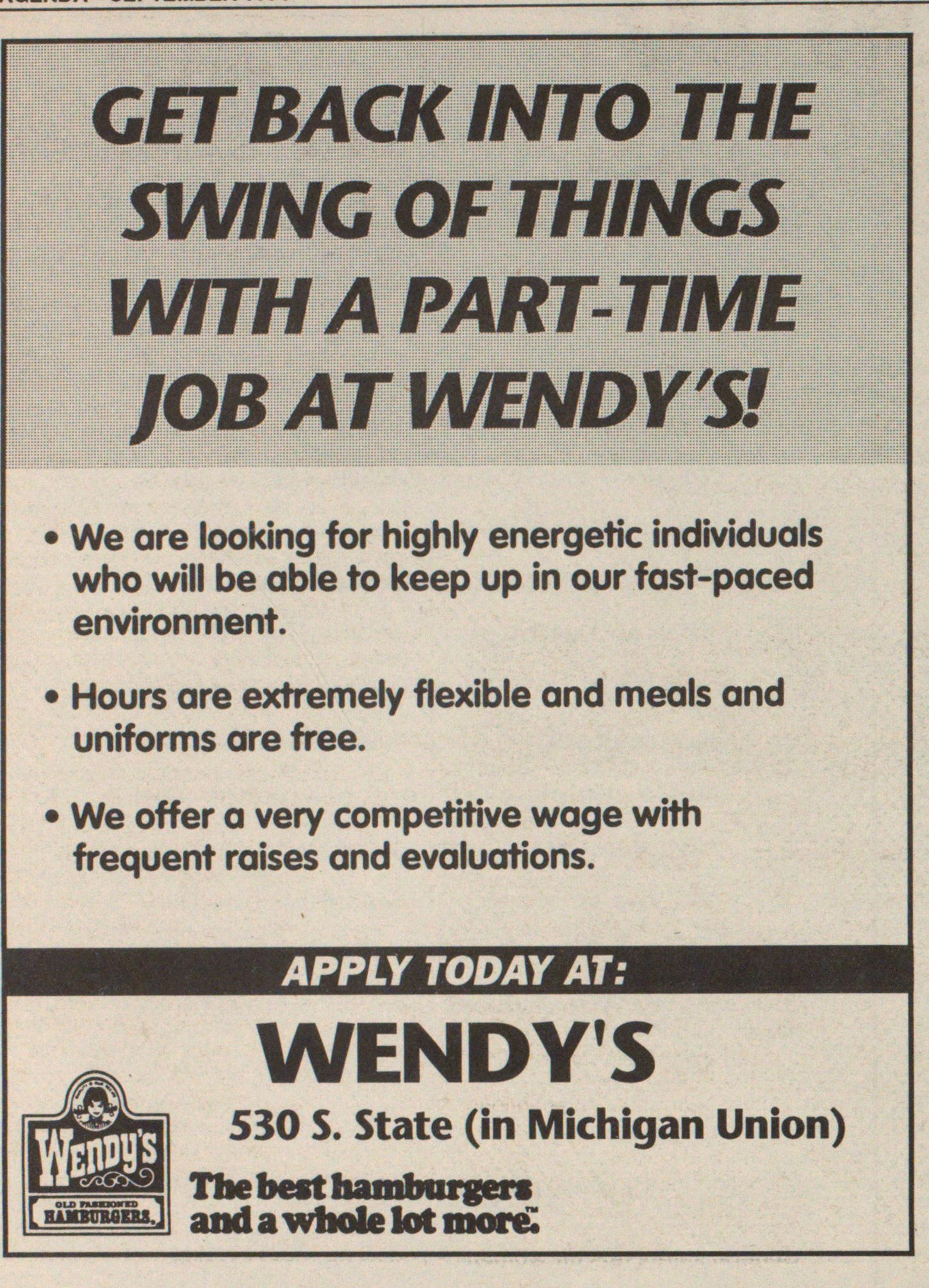 Wendy's image