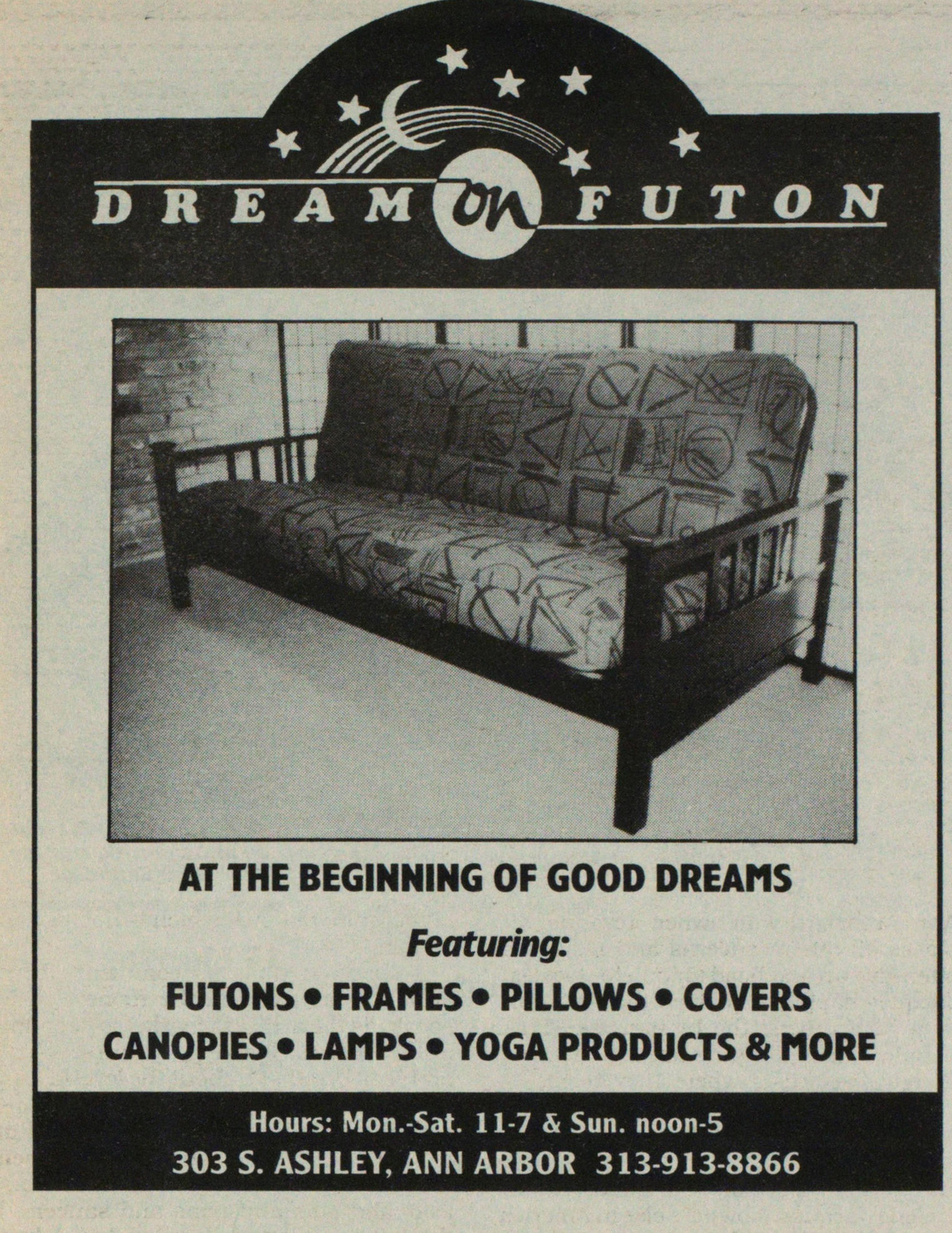 differently 723a8 d3512 Dream On Futon | Ann Arbor District Library