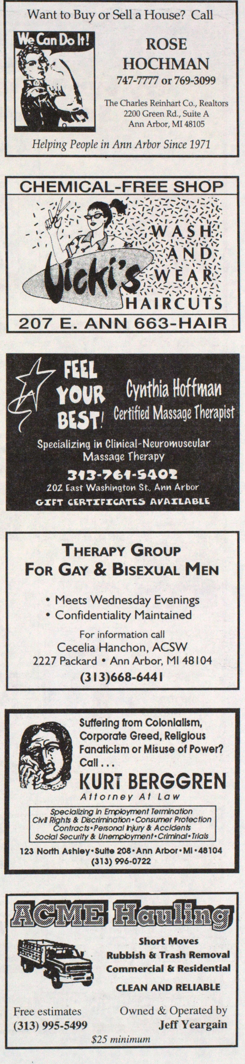 Therapy Group For Gay & Bisexual Men Mee... image