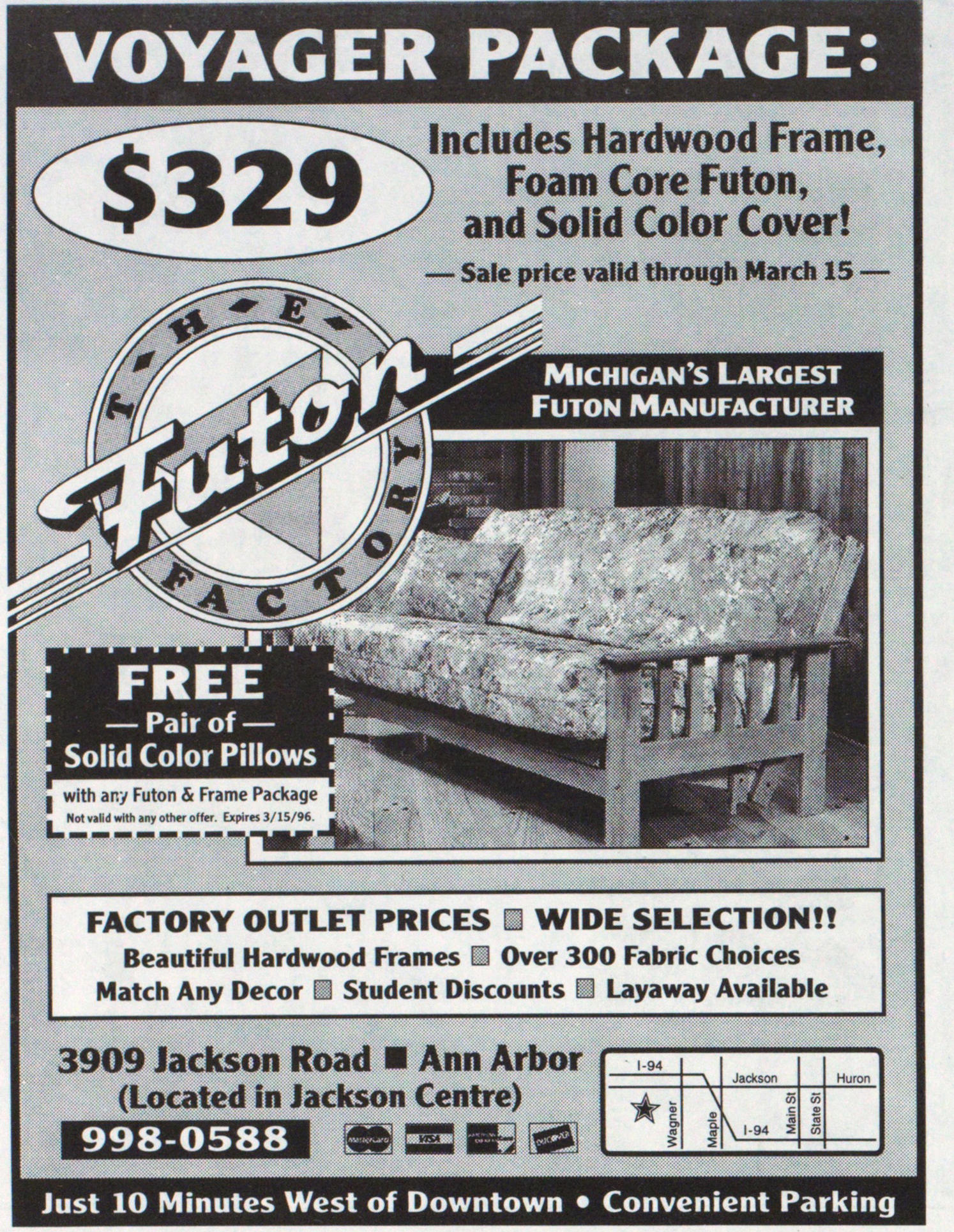 The Futon Factory