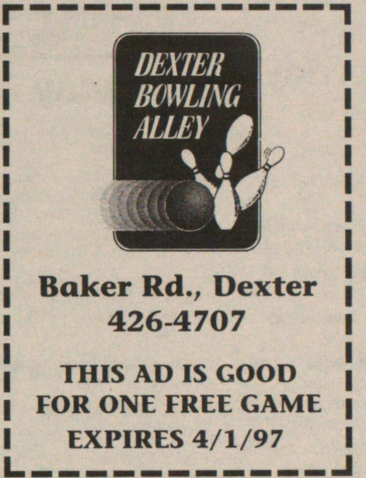 Dexter Bowling Alley image